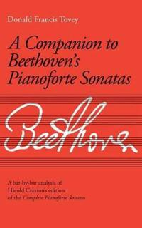A Companion to Beethoven's Pianoforte Sonatas