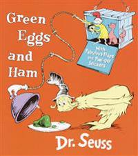 Green Eggs & Ham [With Stickers]