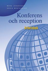Konferens och reception Arbetsbok