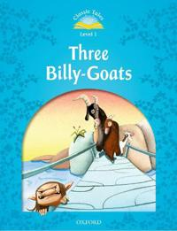 Classic Tales Second Edition: Level 1: The Three Billy Goats Gruff e-BookAudio Pack