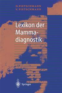 Lexikon Der Mammadiagnostik