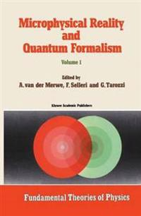 Microphysical Reality and Quantum Formalism