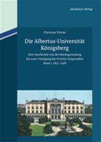 Die Albertus-Universit t K nigsberg