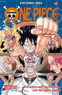 One Piece 45. Ich kann mir vorstellen, wie ihr euch fühlt!