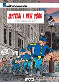 Mytteri i New York