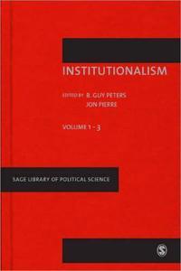Institutionalism II