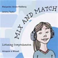 Mix and Match Listening cd-skiva levels 1-3