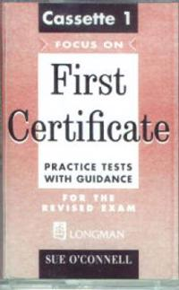 Focus on FCE Practice Test Cassette 1-2 Revised Edition