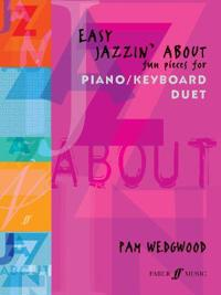 Easy jazzin about - (piano duet)