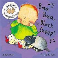 Baa  Baa  svart Sheep  -  - böcker (9781904550013)     Bokhandel