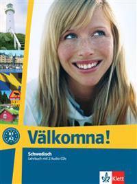 Välkomna! Lehrbuch