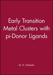 Early Transition Metal Clusters With P-Donor Ligands
