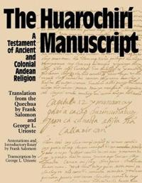 The Huarochiri Manuscript