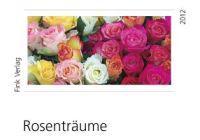 Rosenträume 2012 . XXL-Fotokarten-Einsteck-Kalender