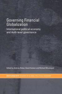 Governing Financial Globalisation