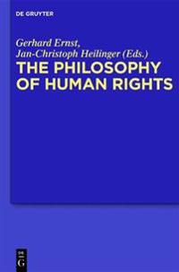 The Philosophy of Human Rights
