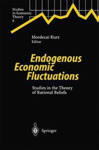 Endogenous Economic Fluctuations