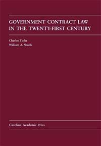 Government Contract Law in the Twenty-First Century
