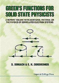 Green's Functions for Solid State Physic