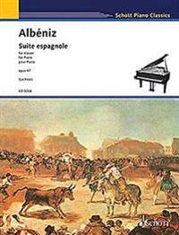 Suite Espagnole, Opus 47: Piano