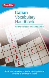 Berlitz language: italian vocabulary handbook