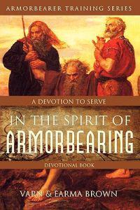Armorbearer Training Series: A Devotion to Serve (Devotional Book)