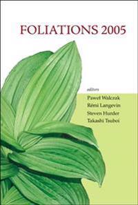 Foliations 2005