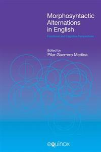 Morphosyntactic Alterations in English