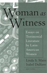 Woman As Witness