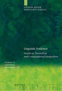 Linguistic Evidence