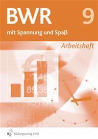 BWR 9 mit Spannung und Spaß. Arbeitsheft. Bayern