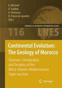 Continental Evolution: The Geology of Morocco