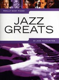 Really easy piano - jazz greats - 22 jazz favourites