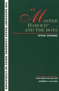 Master Harold & the Boys