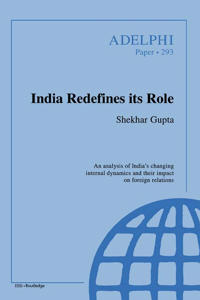India Redefines Its Role