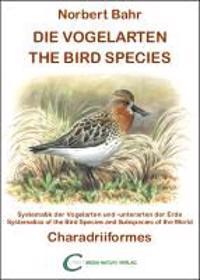 Die Vogelarten - The Bird Species, Charadriiformes