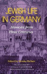 Jewish Life in Germany