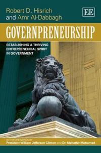 Governpreneurship