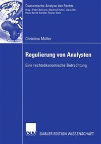 Regulierung von Analysten