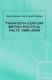Twentieth-Century British Political Facts, 1900-2000