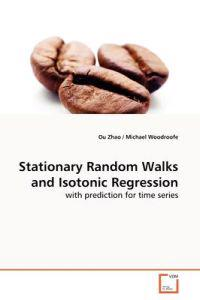 Stationary Random Walks and Isotonic Regression