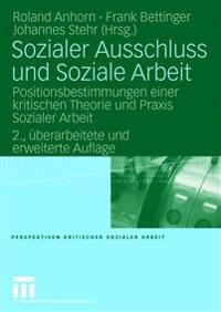 Sozialer Ausschluss Und Soziale Arbeit