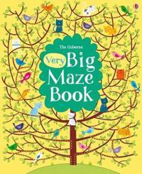 Very Big Maze Book