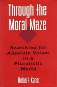 Through the Moral Maze