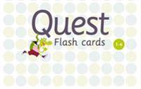 Quest. Flash cards. 1.-4. klasse