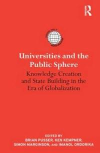 Universities and the Public Sphere