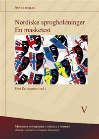 Nordiske sprogholdninger -  pdf epub