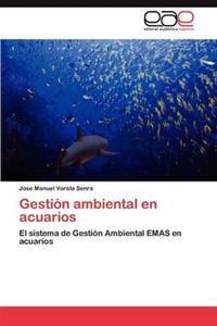 Gestion Ambiental En Acuarios