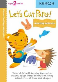 Let's Cut Paper! Amazing Animals