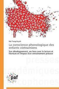 La Conscience Phonologique Des Enfants Vietnamiens